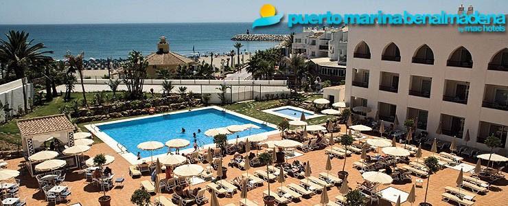 Hotel Mac Puerto Marina 4*