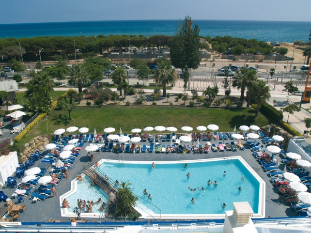 Hotel Montemar maritim Pool