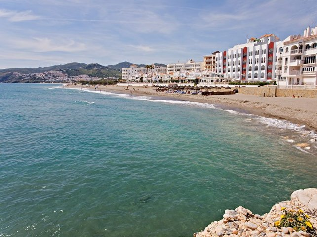 Fantastic position in Nerja