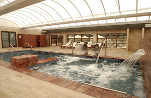 Spa & Indoor pool