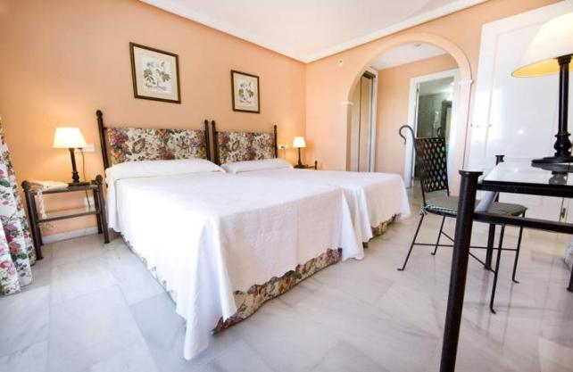 Sultan Marbella room