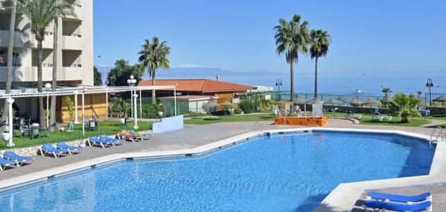 Timor Sol Pool area