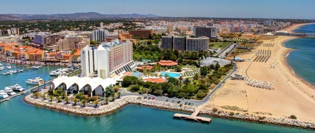 Hotel Tivoli marina Vilamoura 5*