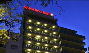 3* Sana Rex Hotel - a very well located hotel in Lisbon
