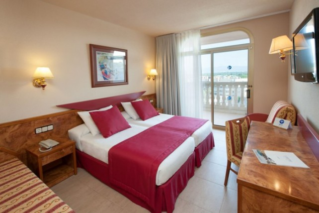 Dorada Palace Hotel rooms