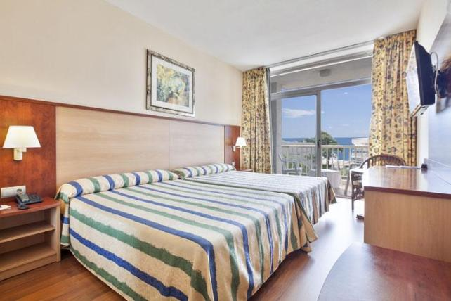 Hotel Best Cambrils Bedroom
