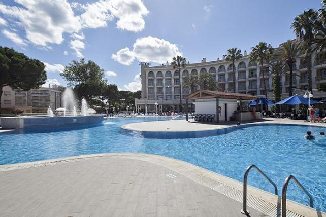 Hotel Best Cambrils Pool