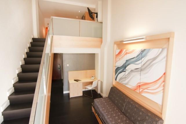 Estival Park Duplex Room